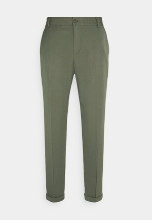 PINO WAIST PANTS - Trousers - olive