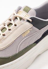 Puma - DEVA REPTILE - Sneakers - raindrops - 2