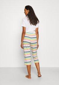 Marks & Spencer London - DEAL STRIPE - Pyjama bottoms - multi - 4
