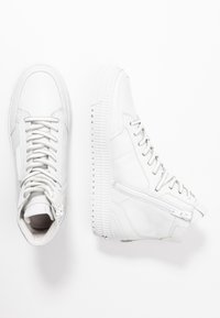 Kennel + Schmenger - ZOOM - High-top trainers - bianco - 3