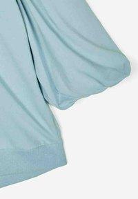 Name it - Basic T-shirt - dusty blue - 1