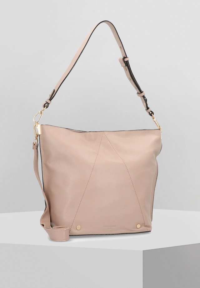 WALKOVER - Handbag - beige
