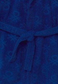 Benetton - LUTK FASHION - Dressing gown - dark blue - 2