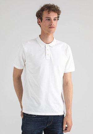 GD PIQUE - Poloshirt - titan white
