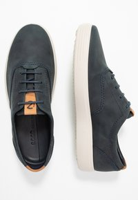 ECCO - SOFT 7 - Sneakers - marine - 1