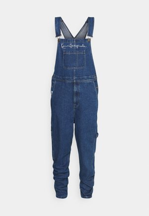 ORIGINALS DUNGAREE - Dungarees - blue
