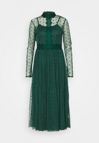 Lace & Beads - ROMANLOLA MIDI - Cocktail dress / Party dress - emerald green - 3