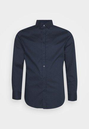 JACKSON PRINT - Camicia - navy