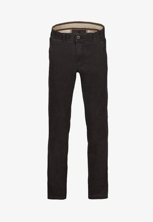 GARVEY - Trousers - dark grey