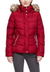 QS by s.Oliver - Winter jacket - brick red - 0