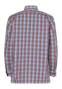 Andrew James - Shirt - rot hellblau - 1