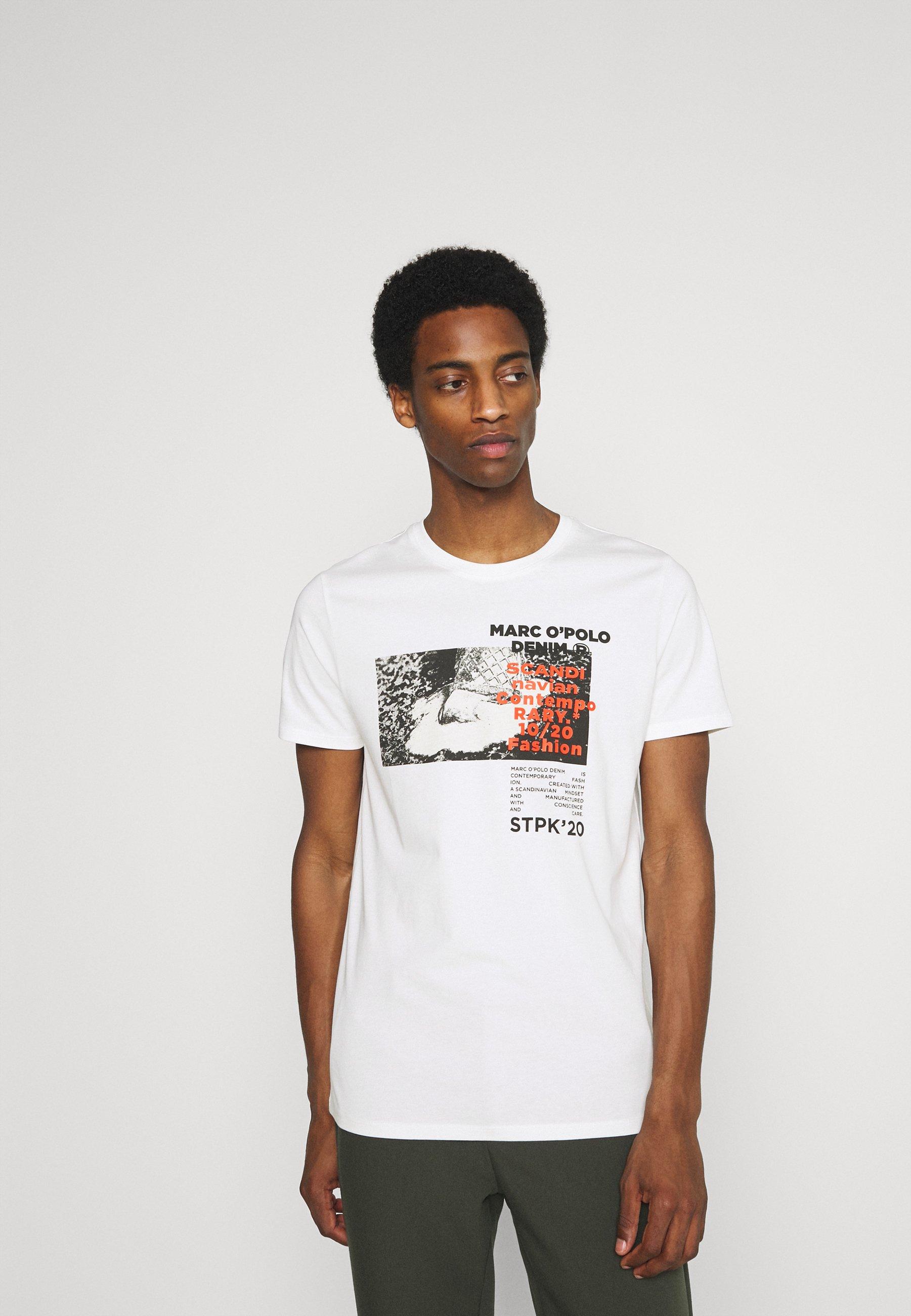 Men SHORT SLEEVE  - Print T-shirt