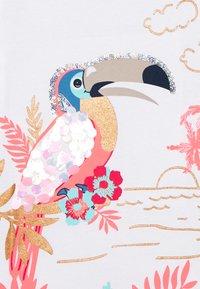 Staccato - KID - Print T-shirt - soft white - 2