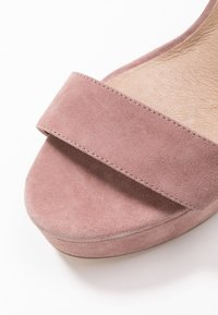 Even&Odd - LEATHER - High heeled sandals - rose - 2