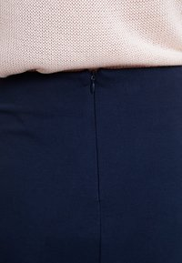 Freequent - A-line skirt - navy - 4