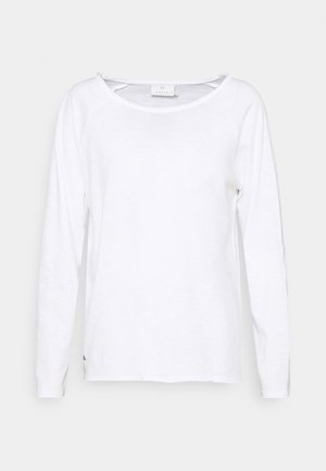 VITTA - Long sleeved top - optical white