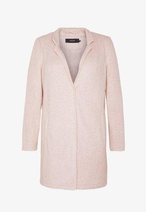 VMBRUSHED KATRINE  - Short coat - nude