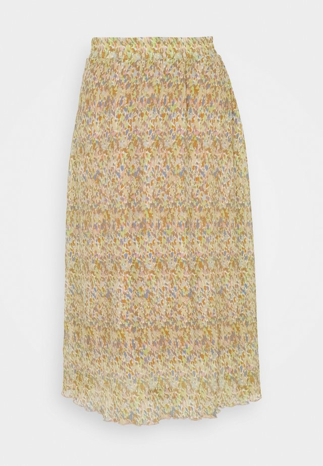 NUBEATHA SKIRT - Gonna a campana - pale mauve