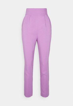 NATALIA  - Trousers - lilac