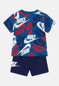 Nike Sportswear - FUTURA SET - Tracksuit bottoms - blue void - 1