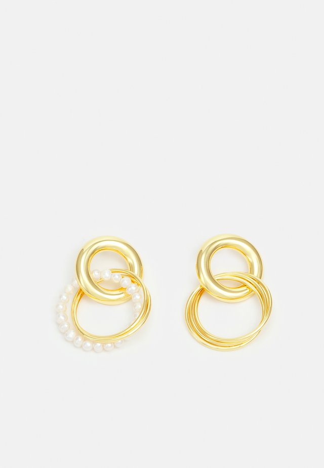 FABIAN EARRING - Pendientes - gold-coloured