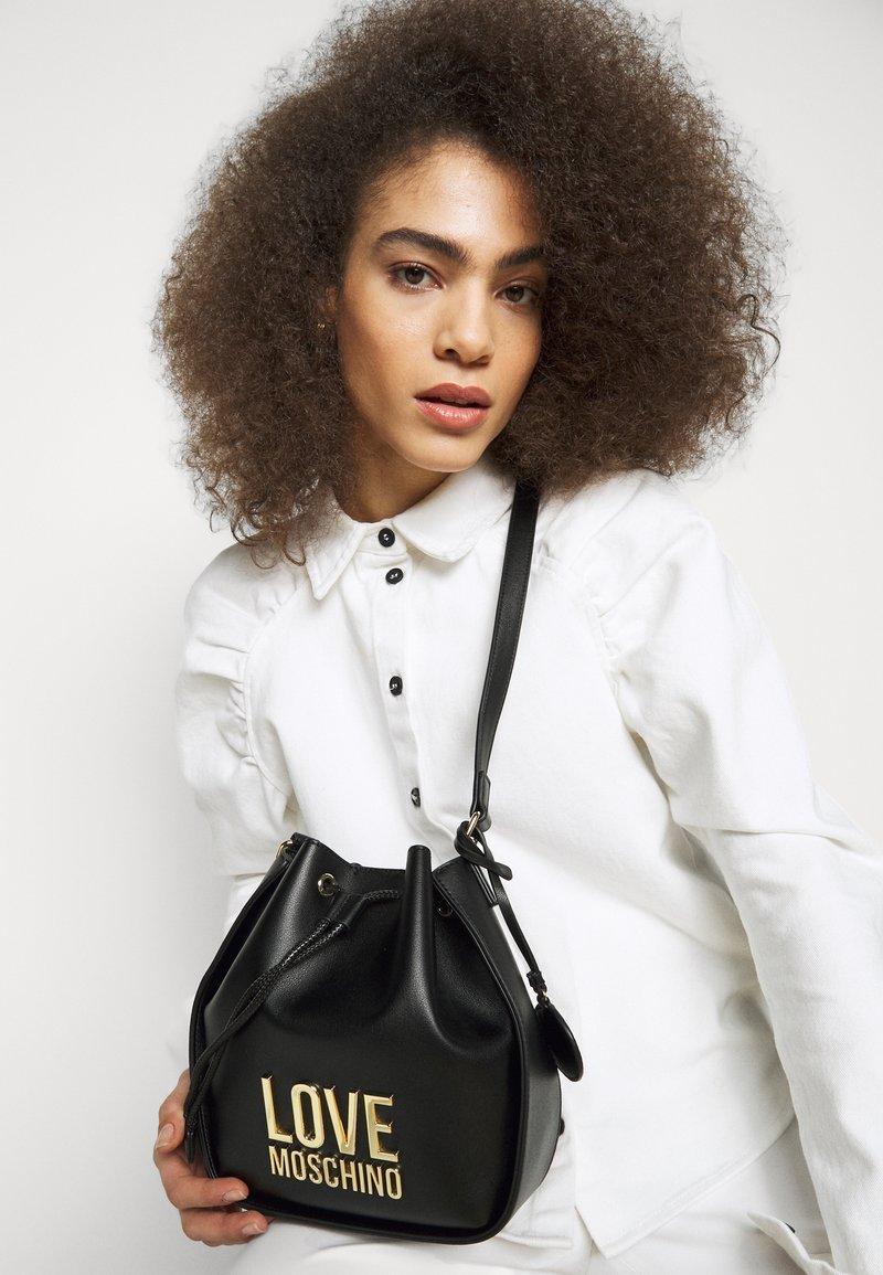 Love Moschino - Across body bag - black