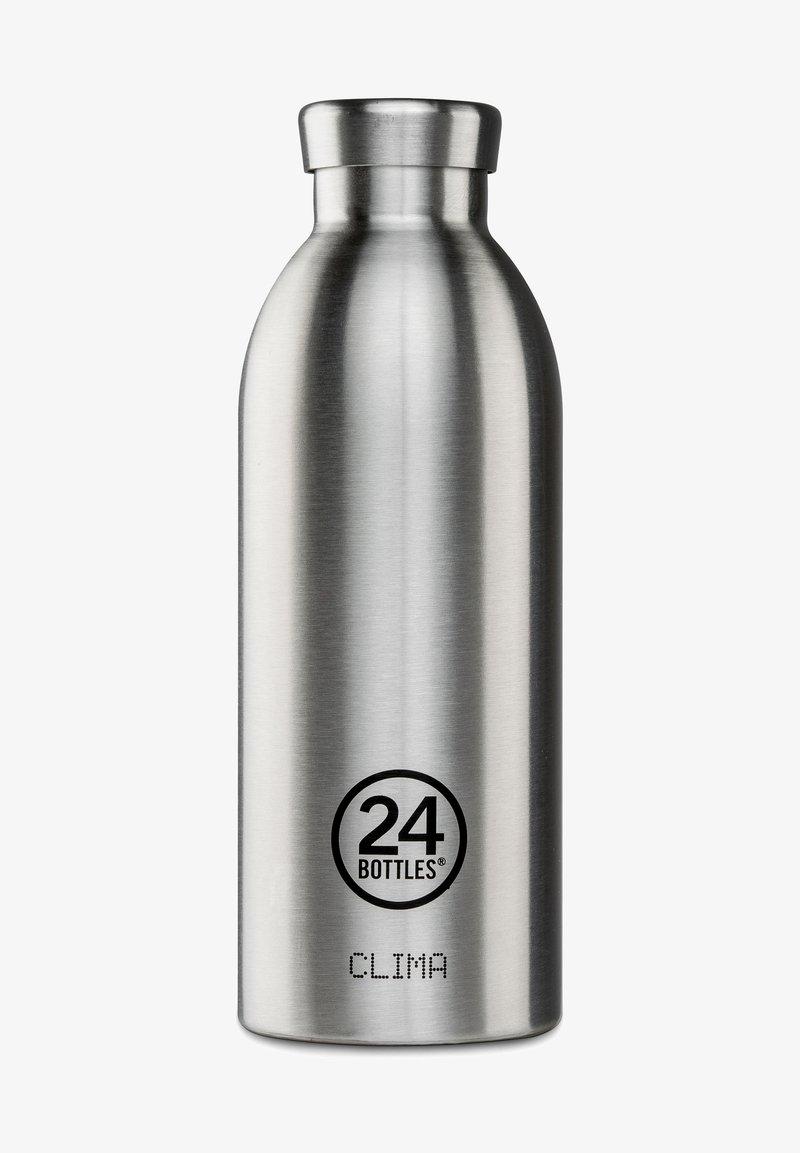 24Bottles - TRINKFLASCHE CLIMA BOTTLE BASIC - Drink bottle - silber
