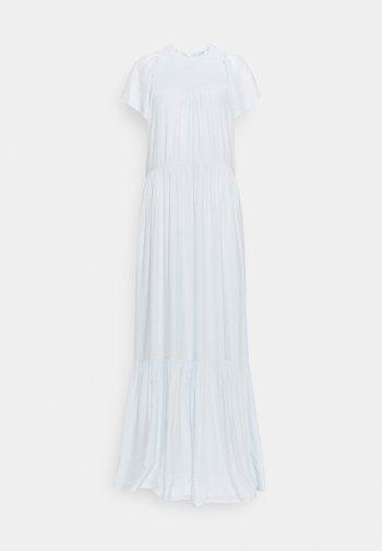 YASLEAH ANKLE DRESS TALL - Maxikjole - whispy blue