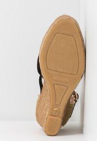 Kurt Geiger London - MONTY - High heeled sandals - black - 6