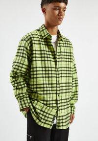 PULL&BEAR - Shirt - light green - 3