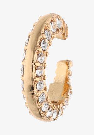 MIT IN GLANZ-OPTIK - Earrings - gold