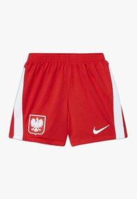 Nike Performance - POLEN LK NK BRT KIT HM SET - Club wear - white/red - 2