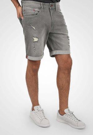 AVER - Denim shorts - denim grey