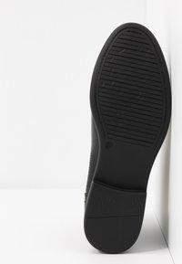 Anna Field Wide Fit - Kotníková obuv - black - 6