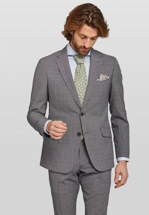 ZENAR SPLIT - Suit jacket - grey