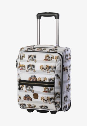 DOGS - Wheeled suitcase - multi-coloured