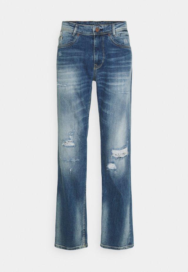 Straight leg jeans - mid vintage