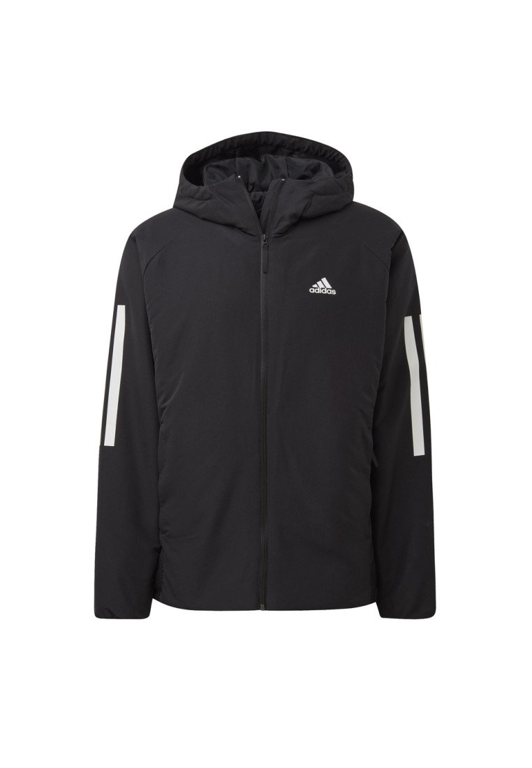 adidas Performance BTS 3 STRIPES HOODED WINTER JACKET
