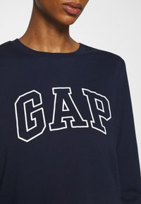GAP - EASY TEE - Top s dlouhým rukávem - navy uniform - 4