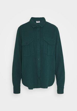 NMLILLA  - Button-down blouse - ponderosa pine