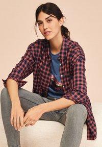 Next - Boyfriend  - Button-down blouse - multi-coloured - 1