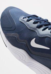 Nike Sportswear - ALPHA LITE - Trainers - midnight navy/white/black - 5