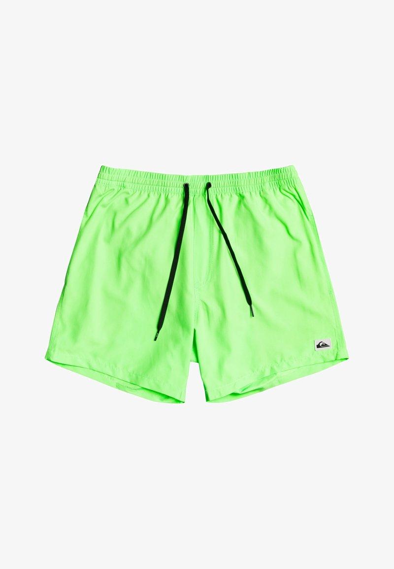 Quiksilver - Swimming shorts - green gecko
