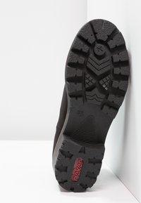 Rieker - Kotníková obuv - black - 6