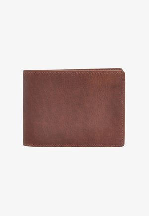 SIGNATURE OILED  - Wallet - brown