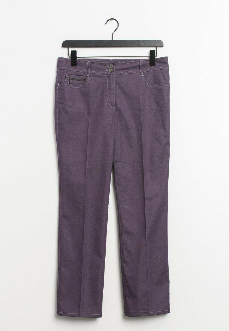 Gerry Weber - Trousers - purple