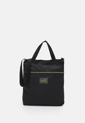 CORE POP SHOPPER UNISEX - Tote bag - black