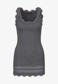 Top - dark grey