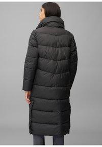 Marc O'Polo DENIM - LONG PUFFER COAT - Winter jacket - black - 1