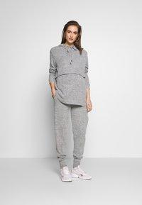 Forever Fit - NURSING HOODIE - Sweatshirt - grey - 1
